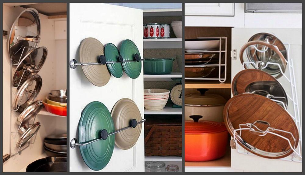 варианты хранения посуды