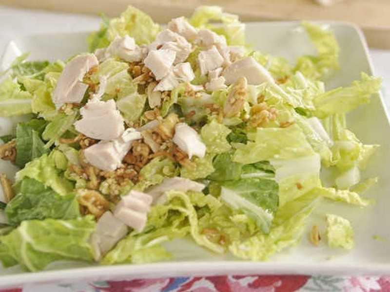 Вкусные и легкие салаты на каждый день