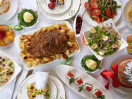 Рецепты блюд к праздничному столу на Светлую Пасху
