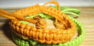 Мастер-класс по плетению браслета: легко сделать самостоятельно