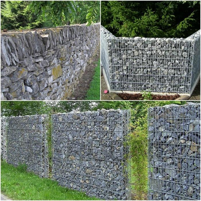 Забор - это лицо хозяина дачи.