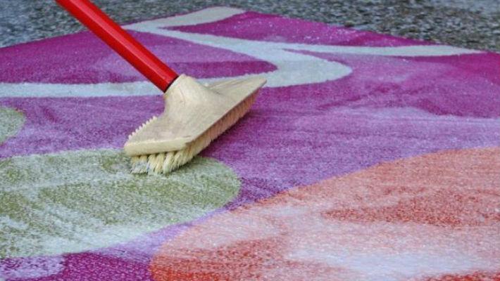 Способы стирки паласа в домашних условиях сухая и влажная чистка различные методы