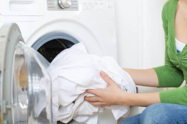 Хлопок можно отбелить и в стиральной машине