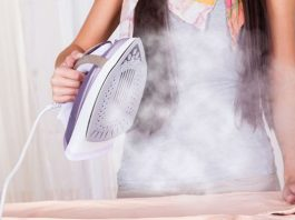 Чем и как почистить утюг в домашних условиях