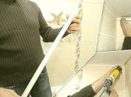 Каким клеем клеить потолочные плинтуса