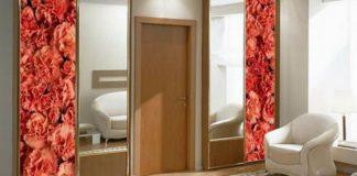 Шкаф вокруг дверного проема — стильное и экономичное решение (видео)