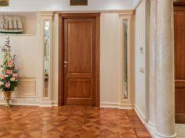 Нужна ли дверь на кухню — достоинства и недостатки