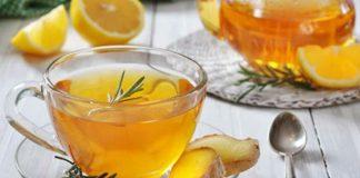 Три рецепта имбирного чая