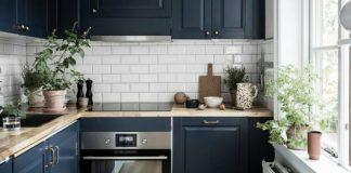 Что делать с маленькой кухней: 10 идей от дизайнеров