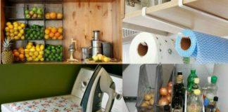 Советы, с которыми дом станет более организованным, при этом не потратите ни копейки