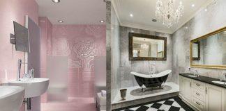 6 трендов в оформлении ванной, актуальных в 2019 году