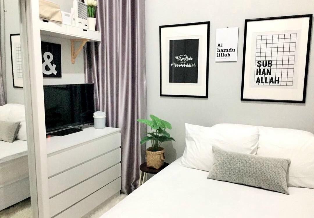 Комод в интерьере спальни: фото
