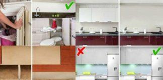 Ошибки в дизайне кухни: сделайте все по правилам