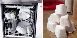 Как сделать «таблетки» для посудомоечной машины и без лишних расходов