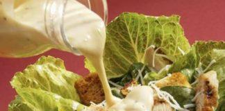 Пять самых вкусных соусов к салату