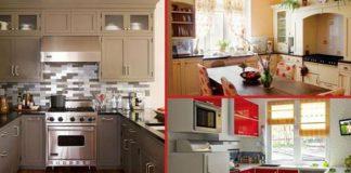 Как сделать маленькую кухню удобнее