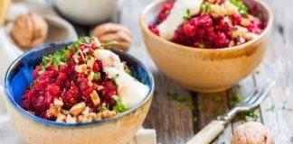 10 интересных салатов из свёклы для тех, кому надоели шуба и винегрет