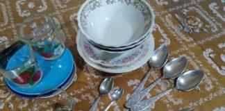Как экономить воду, когда моешь посуду