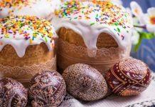 Пять рецептов глазури для куличей