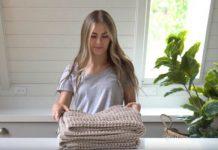 самоочищающееся полотенце, которое каждый день как новое