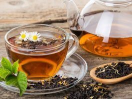 Найден сорт чая против высокого давления