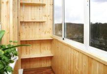 Ремонт балкона своими руками — этапы работ