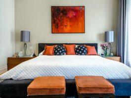 Как расставить мебель в спальне удобно и красиво