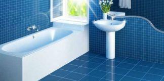 Чем помыть кафель в ванной чтобы блестел