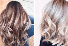 Мелирование волос тренды весна-лето 2019