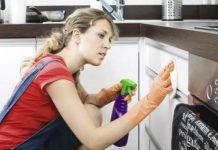 Как очистить самые сложные места на кухне