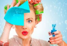 Как отмыть окна в доме без разводов