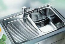 Как правильно ухаживать за кухонной мойкой