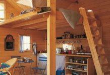 17 классных идей, как может выглядеть отделка деревянного дома внутри