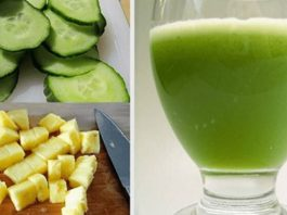 7 дней — 7 стаканов: мощный метод, который сжигает брюшной жир