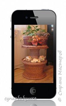 Подставка для  цветов фото 2