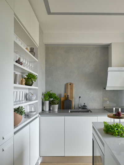 Лофт Кухня by ARTUP BUREAU