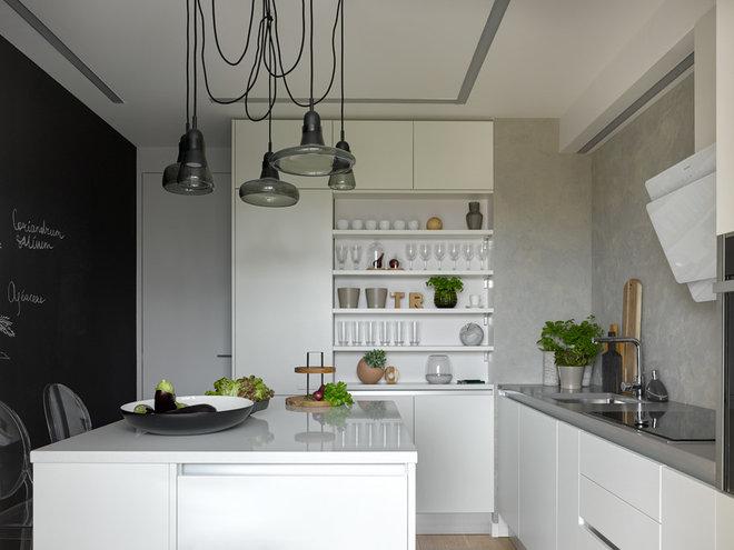 Современный Кухня by ARTUP BUREAU