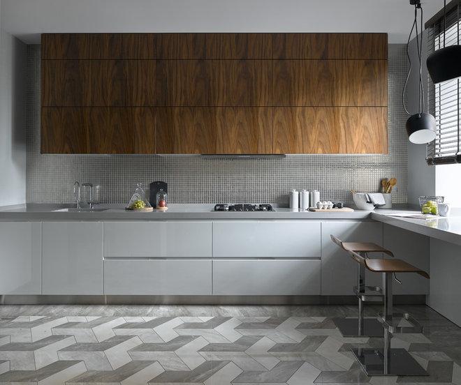 Современный Кухня by Uglova Design