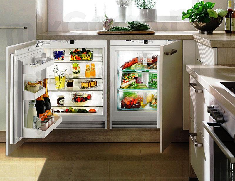 Для небольшой семьи маленький холодильник может стать отличным решением, но иностранцы категорически не понимают, как это возможно – не запасаться продуктами и каждый день ходить в магазин