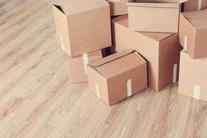 Пустые коробки только занимают ценное место для хранения. / Фото: Onlinehaendler-news.de