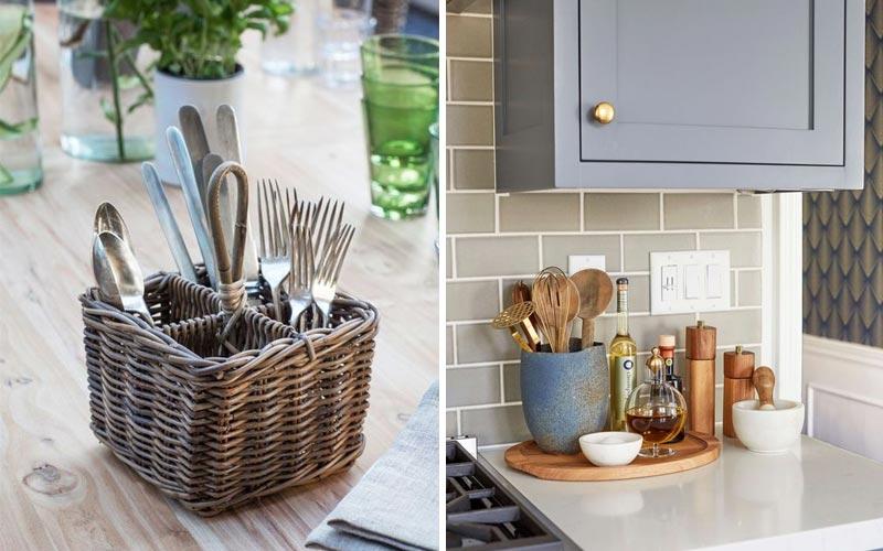 Хранение мелочей на кухне - 2