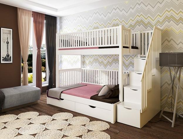 Как выбрать кровать для ребенка?