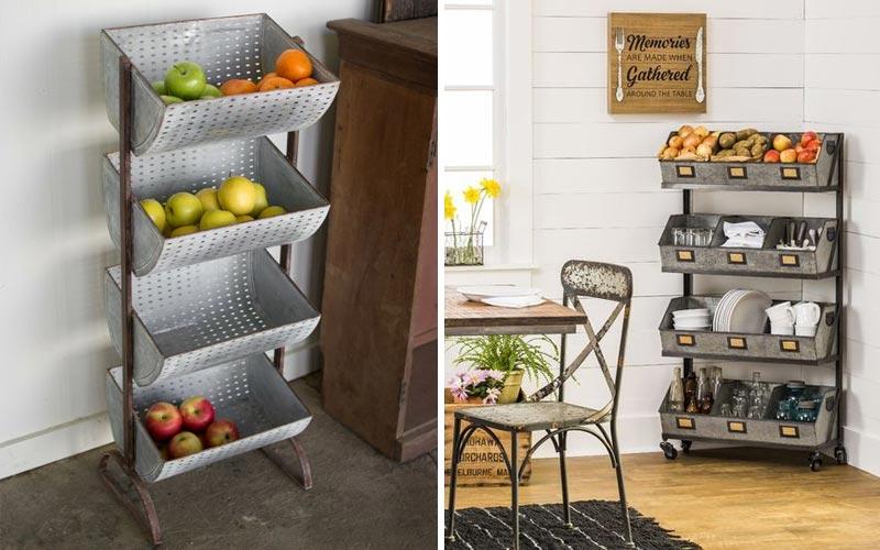 Удобные места хранения на кухне - 6