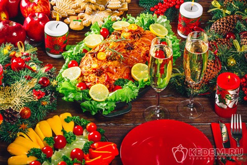 Что приготовить на Рождество 2019