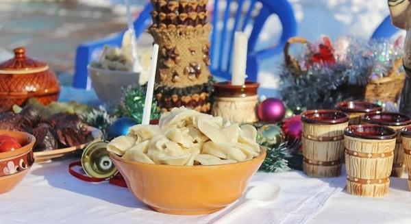 старый новый год что приготовить на стол
